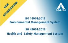 ALS Romania Success in Occupational Safety and Environmental Management